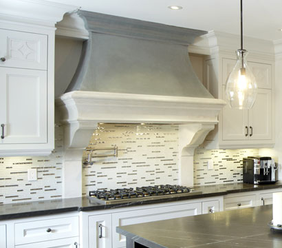 Great Find Stone Kitchen Hoods In The US And Canada