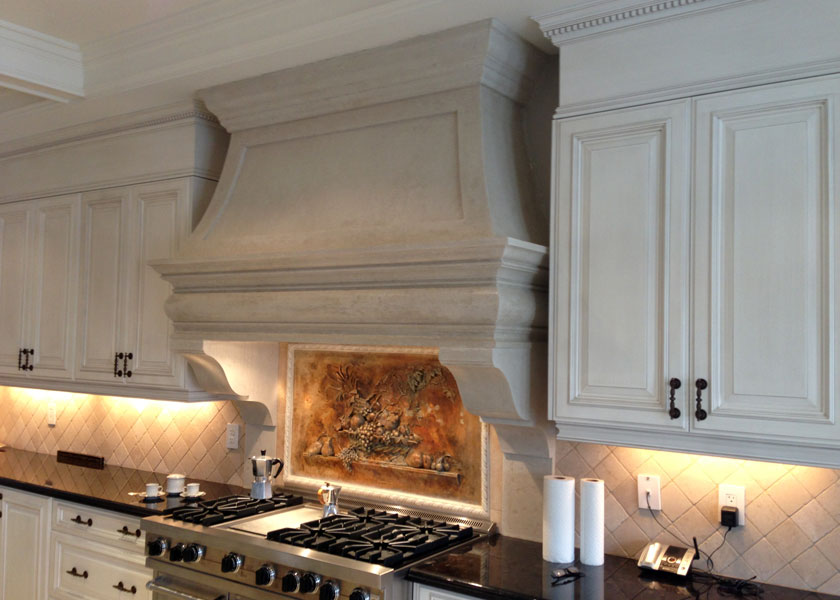 Img Create Your Custom Kitchen Hood With Our Specialists  Omega Kitchen
